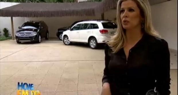 Em entrevista ao Hoje em Dia, da Rede Record, Cida Marques contou sua história