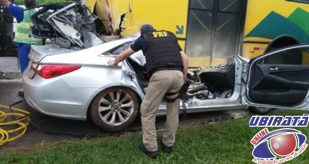 Foram 30 mortos e mais de 300 feridos nas estradas paranaenses (Foto: Divulgação PRF)