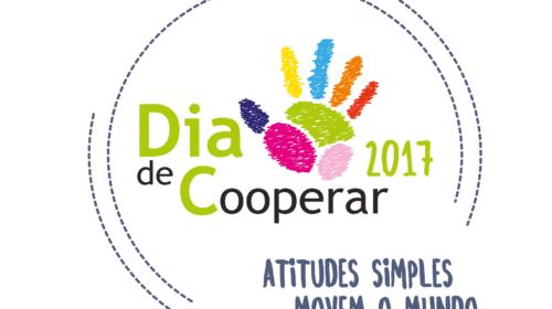 SOLIDARIEDADE: Vem aí o Dia de Cooperar 2017!