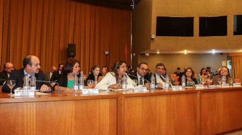 MAIS MÉDICOS: Secretária de Saúde participa de reunião em Brasília e informa que nova médica cubana esta chegando para atuar em Ubiratã