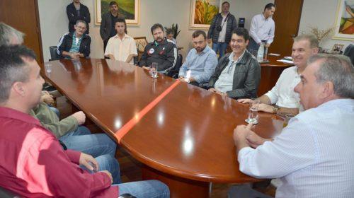 PARCERIA: Deputado Federal Roman visita prefeito Baco e reafirma compromisso de continuar colaborando com o município