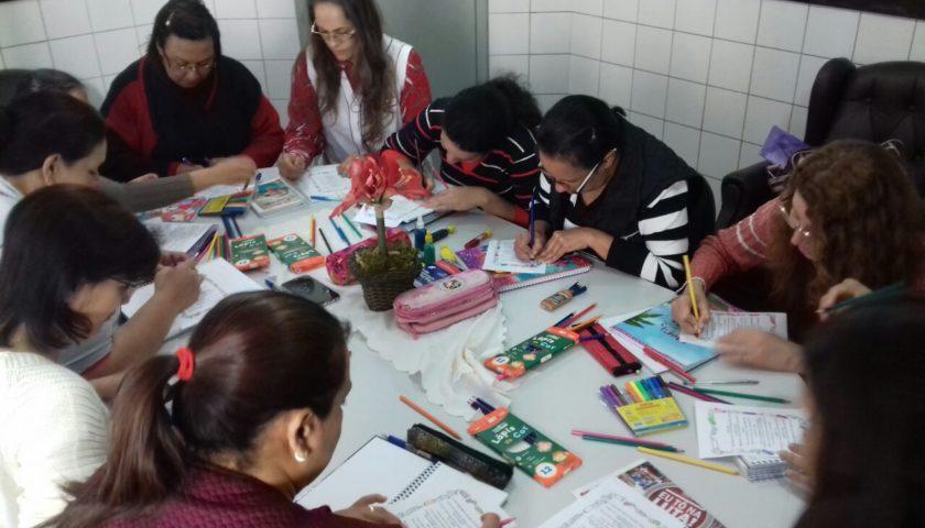 VOLTA AS AULAS: Reuniões pedagógicas marcaram início do segundo semestre letivo