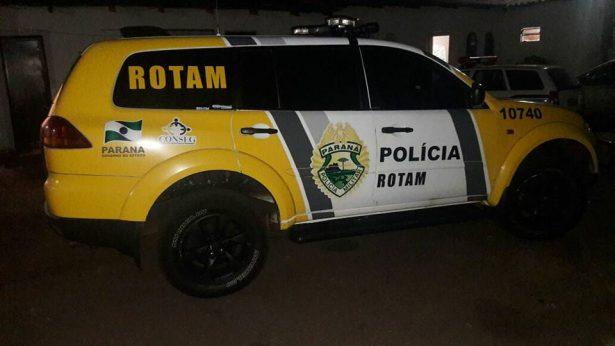 ROTAM de Ubiratã evita fuga de presos na cadeia de Campina da Lagoa