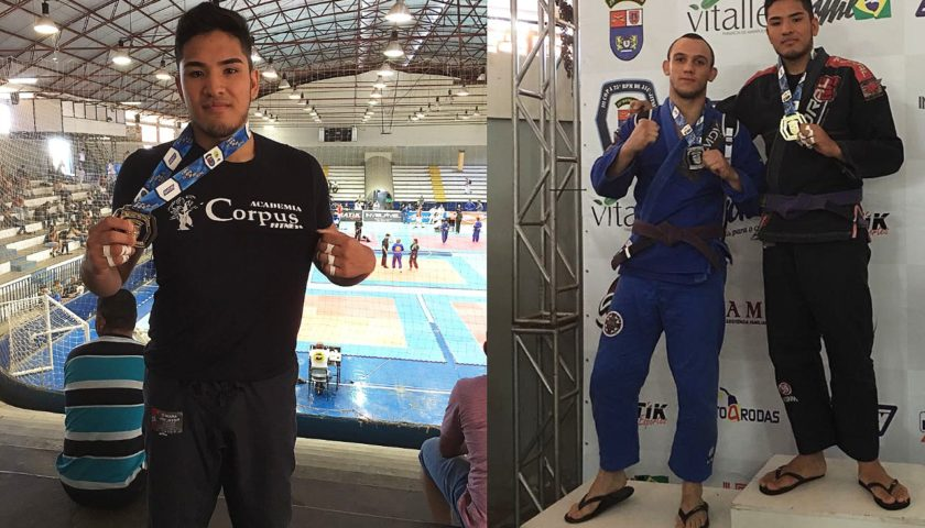 Ubiratanense participou da III Copa 25º BPM de Jiu-Jitsu realizada em Umuarama