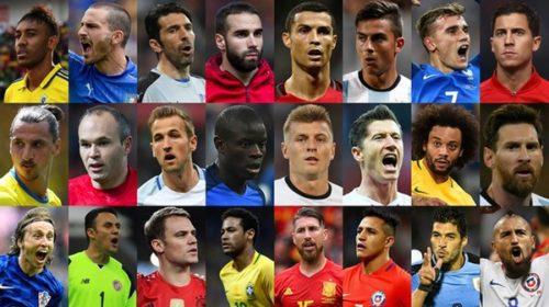 Neymar e Marcelo estão em lista dos concorrentes ao prêmio Fifa The Best