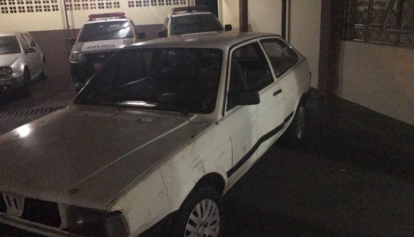 EMBRIAGADO: Homem é preso após causar acidente em Ubiratã