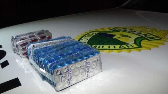 Idosa é presa com Viagra e medicamentos para emagrecer. Ia faturar R$ 30 mil