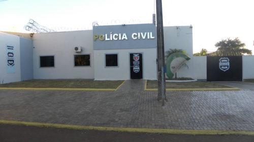 Policia Civil de Campina da Lagoa prende homem por abigeato