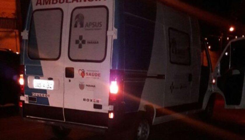Homem é morto com golpes de faca na área central em Campina da Lagoa