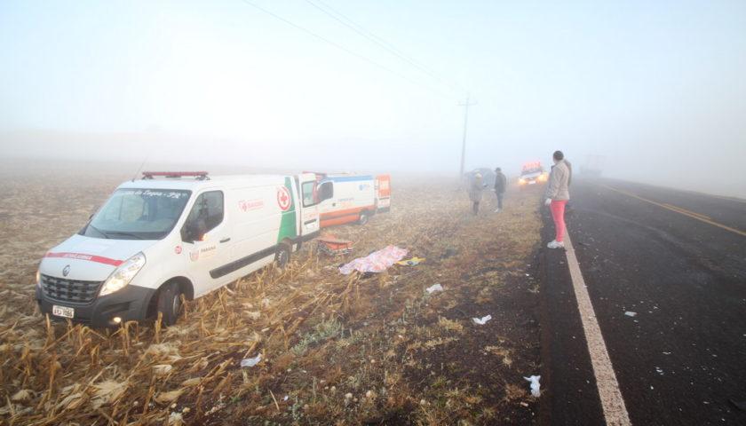 Ubiratanense perde a vida em acidente próximo a Ponte do Rio Tricolor entre Campina da Lagoa e Ubiratã