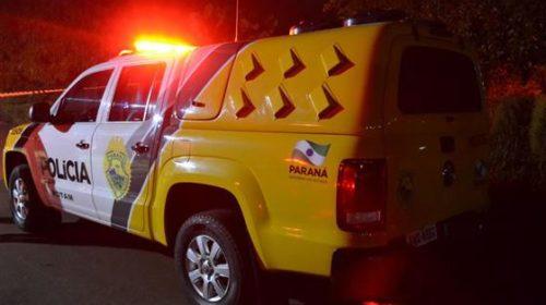 Motorista embriagado é preso pela ROTAM de Ubiratã