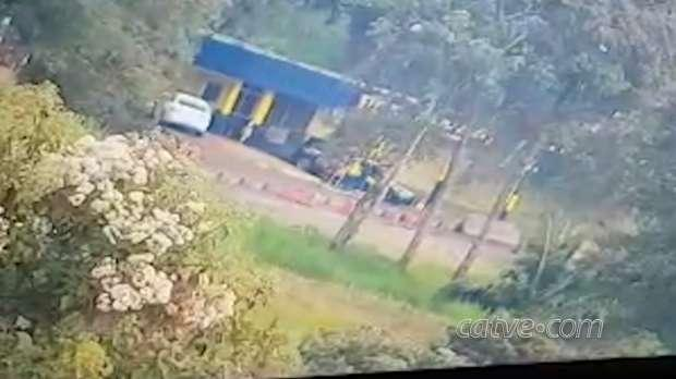 Facções criminosas monitoravam com câmera ações do Posto da PRF na região de fronteira