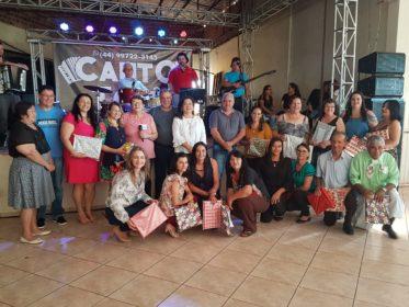Ubiratã realizou a 5ª edição do Encontrão Regional da Terceira Idade