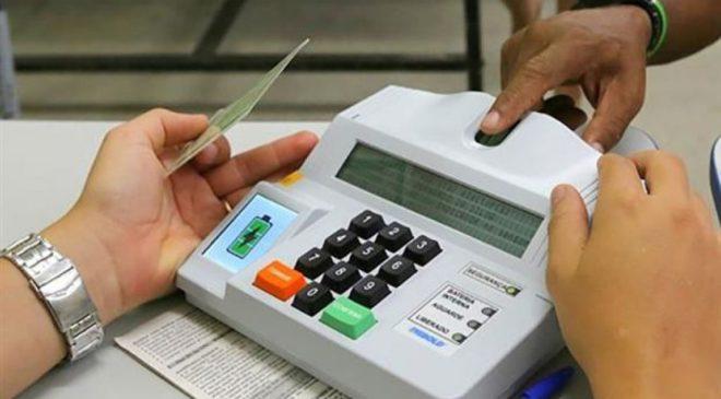 Ultimo dia: Encerra-se hoje o cadastramento biométrico  em 40 municípios do Paraná
